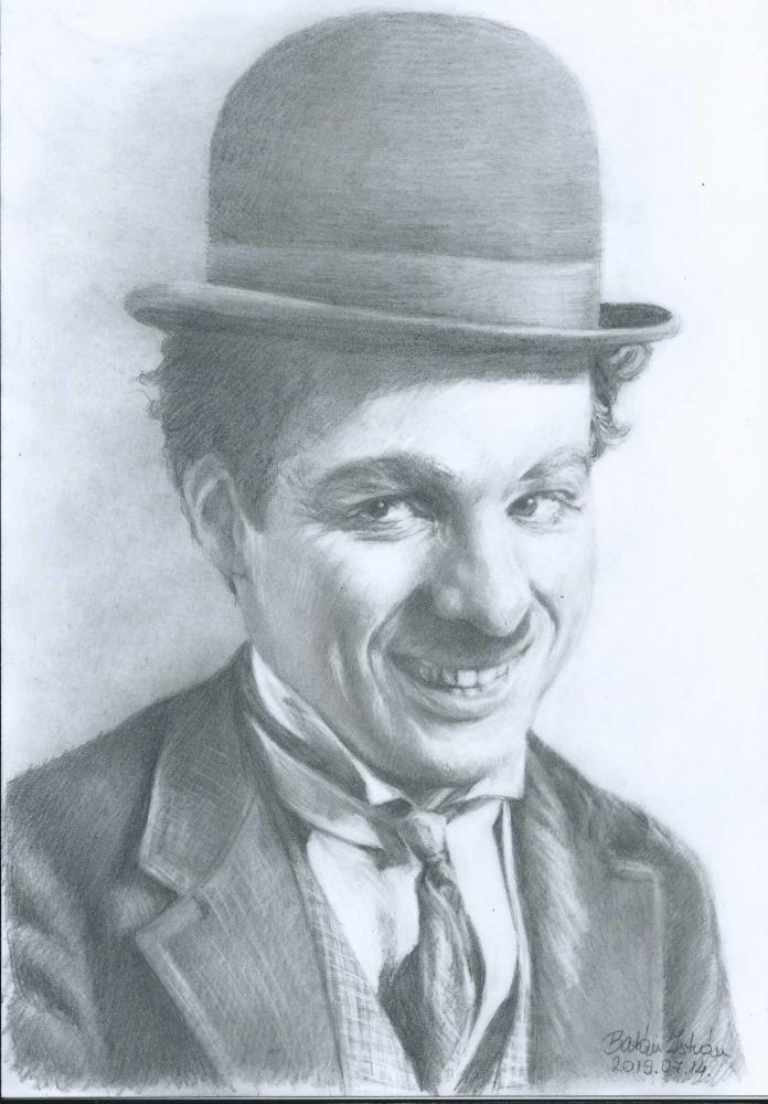 Charlie Chaplin por bati
